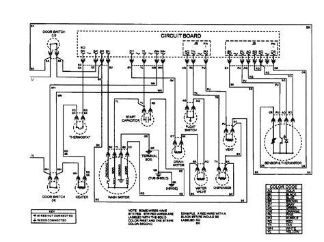 wiring diagram for kenmore dishwasher wiring diagram manual