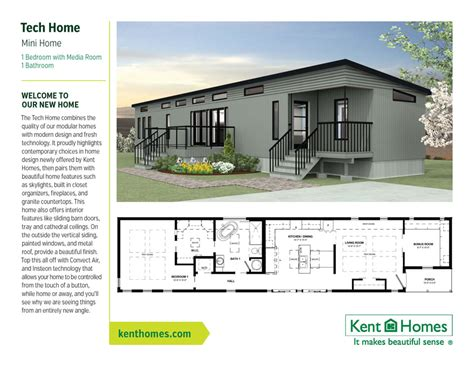 new house technology mini and modular floor plans and home designs kent homes