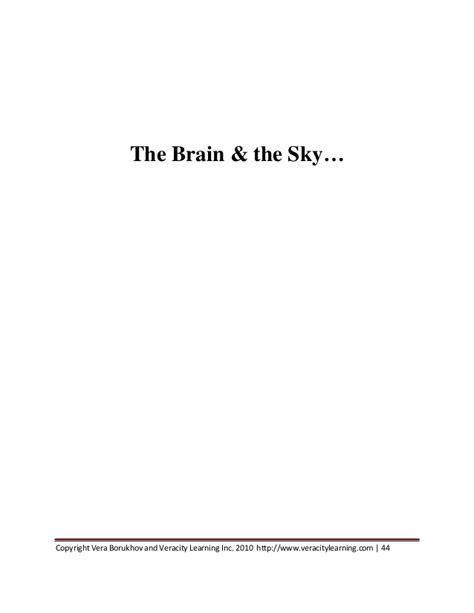 the brain is wider than the sky poem by emily dickinson talk poems 2010