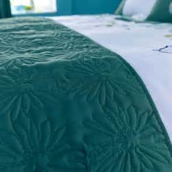 Teal Bed Quilt 20 Best Images About Bedding Bed Runners Bed Scarves On