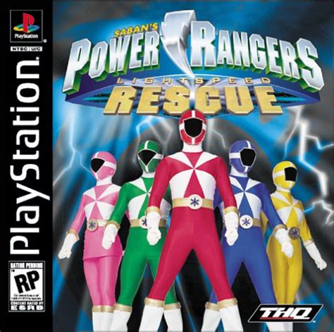 emuparadise game ps1 power rangers lightspeed rescue ntsc u iso
