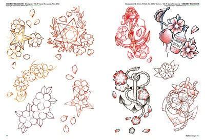 fiori tatoo fiori 3