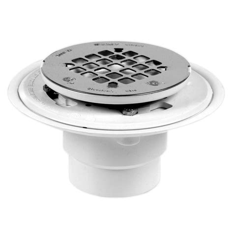 Oatey Shower Drains by Shop Oatey Fits Pipe Size 3 In Dia Pvc Drain At Lowes