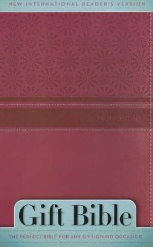 Nirv Sequin Bible Imitation Leather Pink Zondervan nirv gift bible imitation leather pink free delivery co uk
