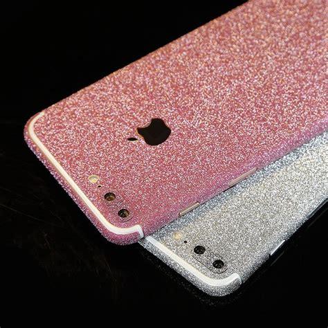 Skin Glitter Iphone 7 glitter iphone 7 sticker skin for iphone 7 iphone 7 plus