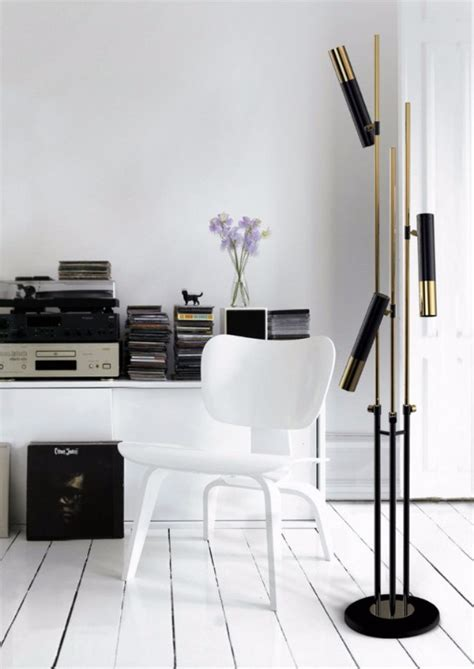 floor lighting for living room mid century modern floor ls for living room designs