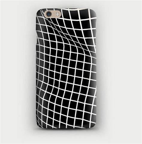 Grid For Iphone 5 5s 6 6s 6 7 grid black white american apparel from wreckedvibes