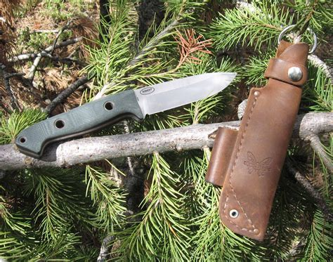 bush craft for rocky mountain bushcraft review the benchmade