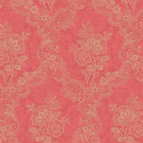 salmon colored flowers background 522 30215 salmon lace floral fairwinds studio wallpaper