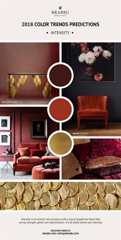 colours for home interiors 2018 interior design ideas following pantone s 2018 color trends