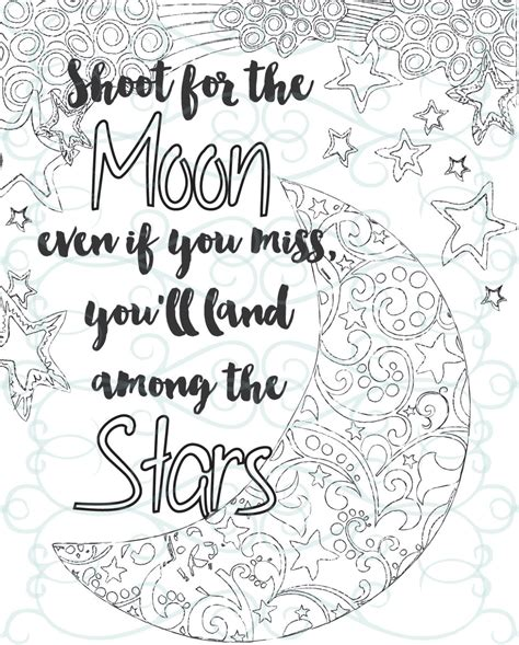 printable inspirational quotes to color inspirational quotes coloring pages free pdf printable