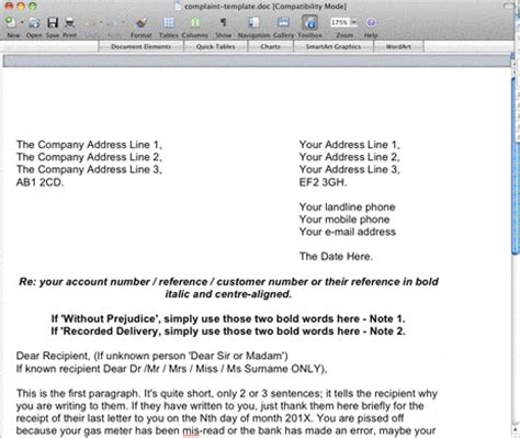 Write Anonymous Complaint Letter Coworker corporate complaint letter template get your