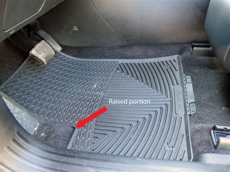 Raised Floor Mats by What Does Raised Floor When Picking Out Floor Mats For 2015 Jeep Etrailer