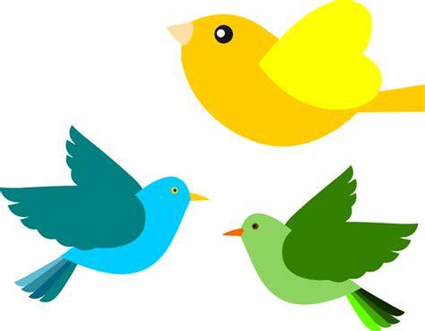 Clipart Birds birds clip at clker vector clip