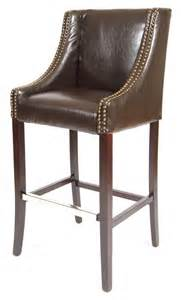 lingfield smart leather bar stool contract furniture for restaurants hotels bars bistro
