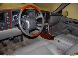 2002 Cadillac Escalade Interior 2002 Cadillac Escalade Ext Awd Interior Photo 46051480
