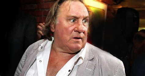 gerard depardieu usa watch hollywood star gerard depardieu is scandalously