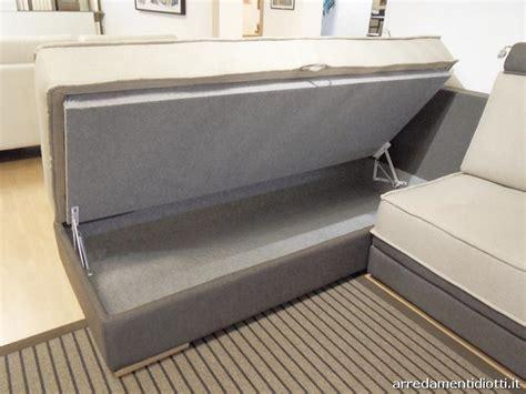 musa divani prezzi divano musa letto angolare con contenitore diotti a f