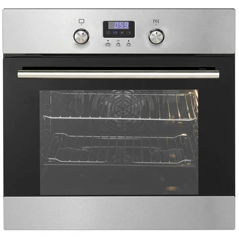 bellini cooktop bellini 60cm stainless steel ceramic cooktop and oven