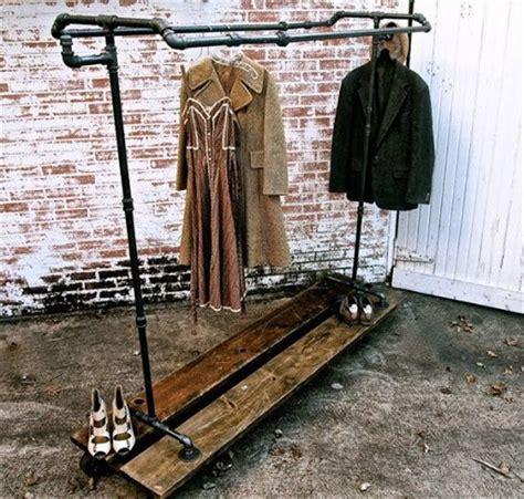 Hanger Besi By Aneka Display model jemuran baju minimalis praktis untuk ruangan sempit