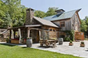frame in a frame timber frame case study