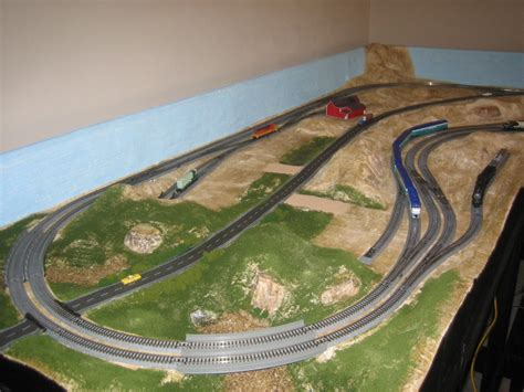 layout n scale train complete information on n scale model trains