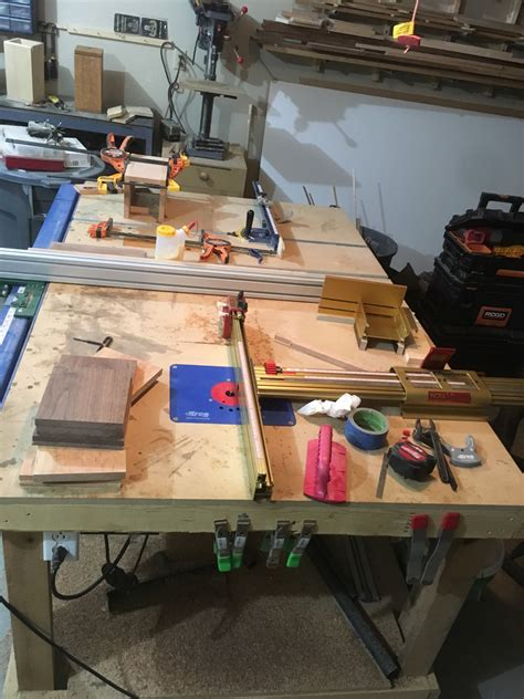 woodworking talk forum woodworking talk woodworkers forum new incra router fence
