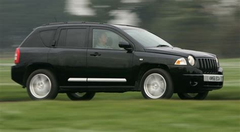 Jeep Compass Manual Jeep Compass 2 0 Crd Limited Manual 2007 Review By Car