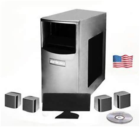 ashton ross rs 464 home theater system new in box msrp