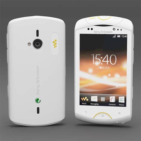 Hp Sony Xperia Wt19i 3d sony ericsson wt19i white