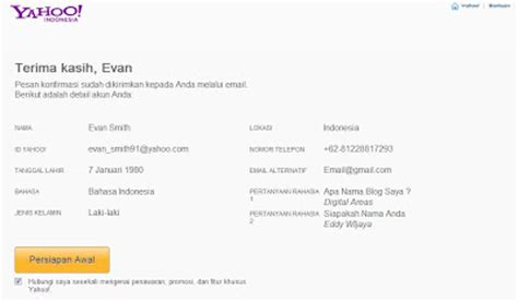membuat email yahoo baru cara membuat email baru di yahoo indonesia terbaru 2013