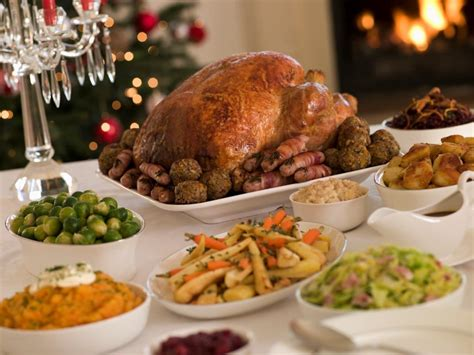 images of christmas dinner christmas dinner prices on the rise meat management magazine