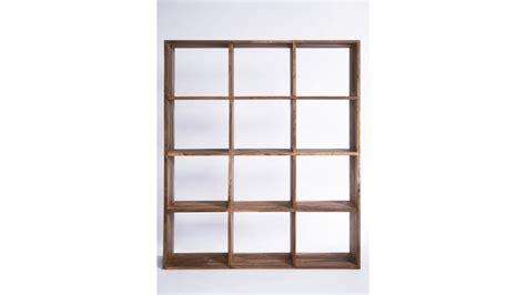 etagere 150 cm achetez votre etag 232 re en bois 150 cm 12 casiers authentico