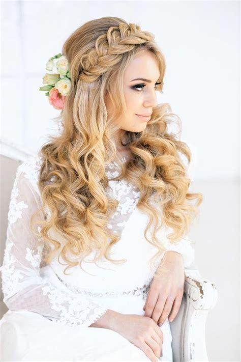 wedding hair big curls 193 best wedding hairstyles images on wedding