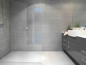 pop of green in a gray bathroom decoist 39 dark grey bathroom floor tiles ideas and pictures