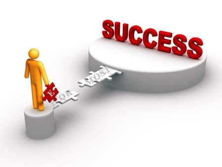 The Seccret Of Success success
