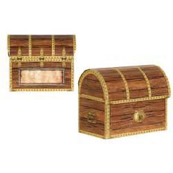 Treasure Chest Favor Boxes by Pirate Treasure Chest Favor Boxes