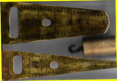 Mata Jaring cara mengukur mata jaring teknologi penangkapan ikan 49