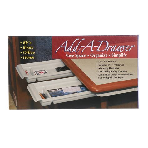 add a drawer a table add a drawer smart solutions 814 table accessories