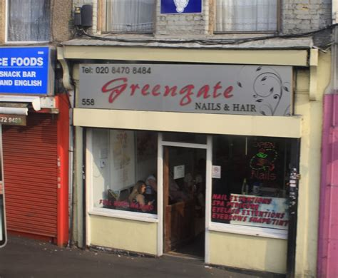 Plumbing Barking Road by Greengate Nails Hair Hairdressers 558 Barking Road