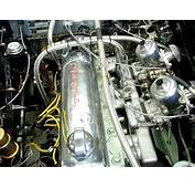 Austin Healey 3000 Engine Bay  YouTube