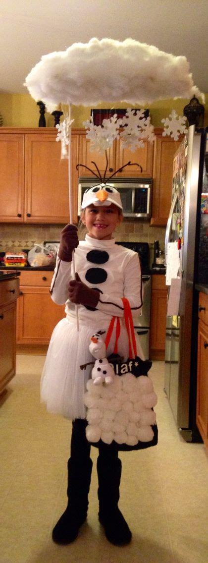 homemade olaf costume olaf costume olaf halloween