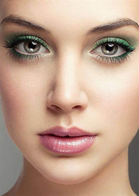 best eye makeup for green 20 gorgeous makeup ideas for green style motivation