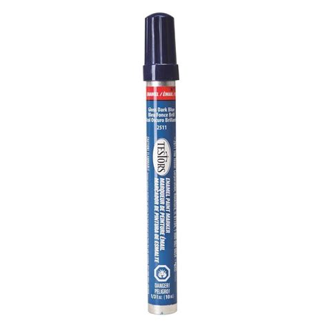 home depot paint markers testors blue gloss enamel paint marker 6 pack 2511c