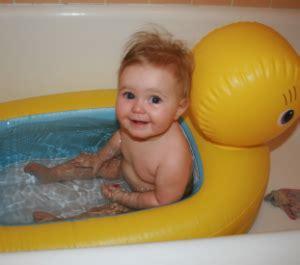 Pupu Infant Mat Duck Blue infant bath tubs s list