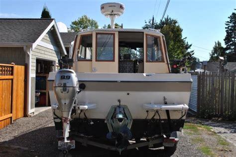 bayliner trophy explorer   alaskan bulkhead hardtop  sale  bellingham
