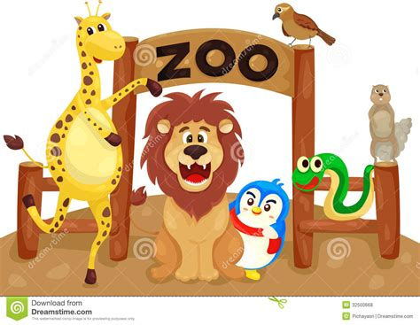 zoo animal clipart zoo animals clipart clipart bay