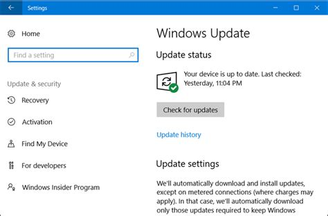 section 8 update how to hide windows 10 settings pages with creators update