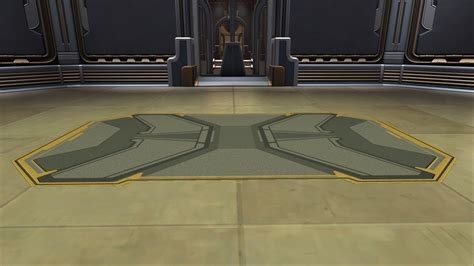Infantry Rug by Zakuulan Rug Decoration Swtor Strongholds