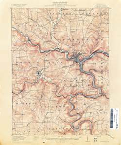 pa texas map pennsylvania historical topographic maps perry casta 241 eda map collection ut library